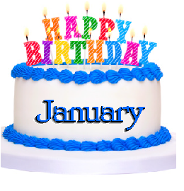 January 21 Birthdays