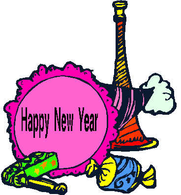 Happy New Year graphic