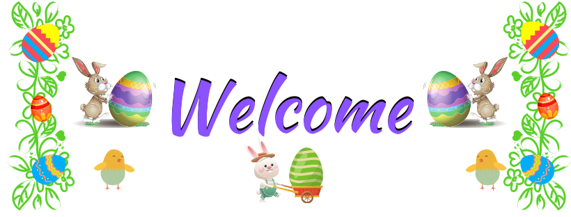 Welcome sign April-2021