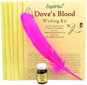 Doves Blood writing kit
