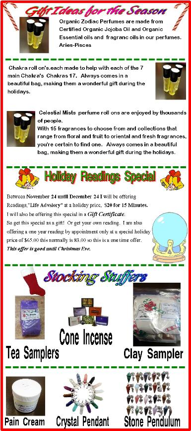 gift ideas holiday ad