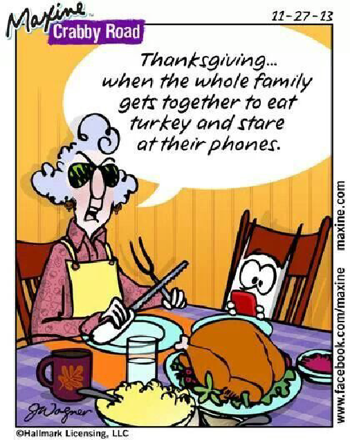 Maxine for thanksgiving