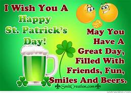 Happy St. Patricks